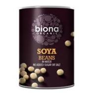 Soya Beans (Tinned), Biona