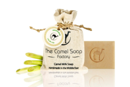 Camel Soap Lemongrass, The camel soap factory