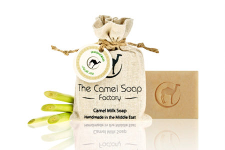 RIPE ORGANIC- The Camel Soap Factory, Lemongrass Soap Available in Dubai and Abu Dhabi, UAE