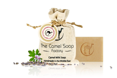 RIPE ORGANIC- The Camel Soap Factory, Lavender Soap Available in Dubai and Abu Dhabi, UAE