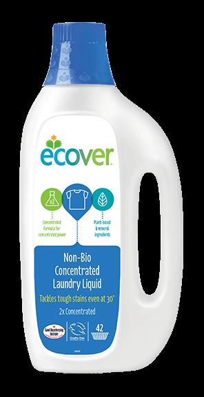 Ripe Organic - Laundry Detergent Liquid, ecovers