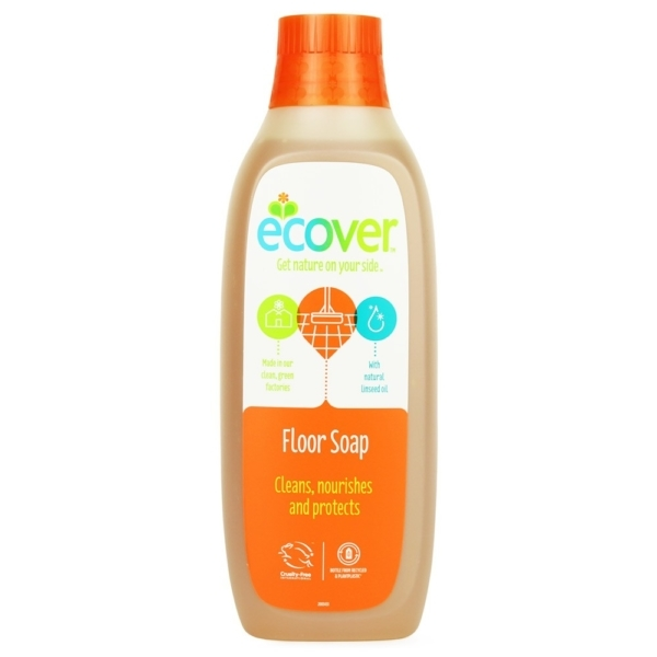 Ripe Organic - Floor Soap, ecover