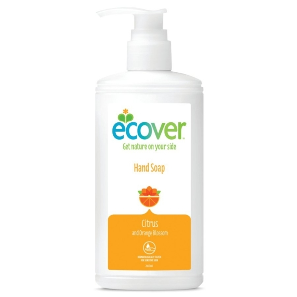 Ripe Organic - Hand soap from eCover