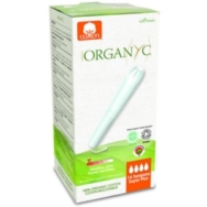 Tampons Super Plus, Organyc