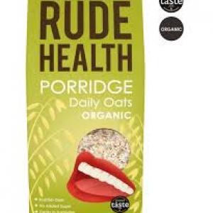 RIPE ORGANIC-RUDE HEALTH DAILY PORRIDGE DAILY OATS