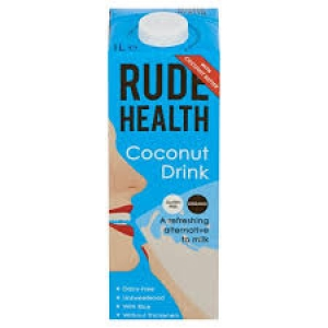 RIPE ORGANIC-RUDE HEALTH COCONUT DRINK