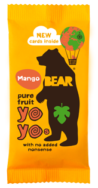 Mango Real Fruit Yoyo's, Bear