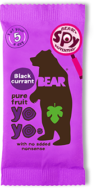 Blackcurrant Real Fruit Yoyo's, Bear
