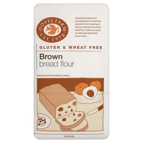 Ripe Organic - Brown bread flour. gluten free