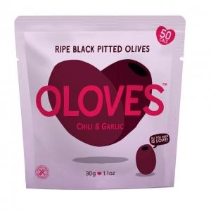Ripe Organic Black Pitted Dates