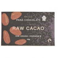 Raw Chocolate Cacao, Pana Chocolate