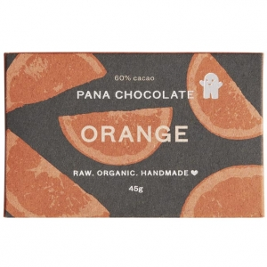 Ripe Organic-Raw Chocolate Orange-Pana Chocolate