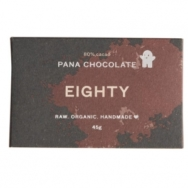 Raw Chocolate Eighty, Pana Chocolate