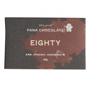 Ripe Organic-Eighty Raw Cacao-Pana Chocolate