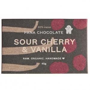 Ripe Organic-Sour Cherry Vanilla-Pana Chocolate