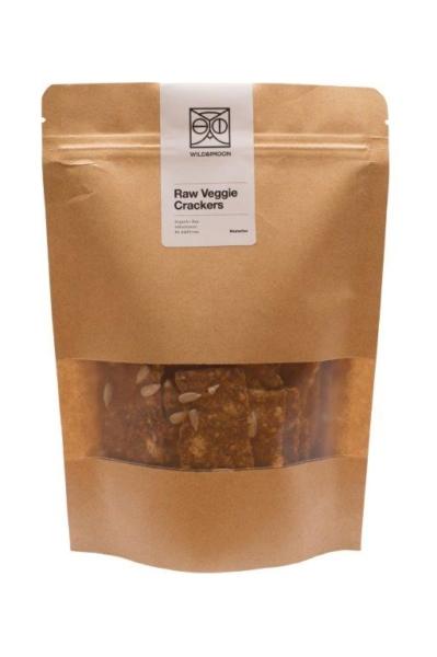 ORGANIC VEGGIE CRACKERS - Ripe Organic