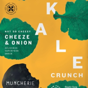 Ripe Organic Kale Chips - Healthy Snacks