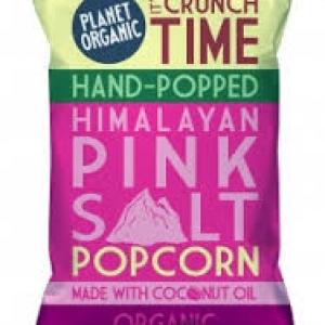 Ripe Organic Popcorn with Himalayan Salt