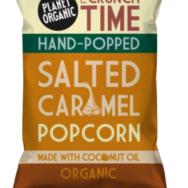 Popcorn Salted Caramel, Planet Organic
