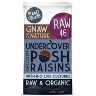 Undercover Chocolate covered Raisins, Planet Organic