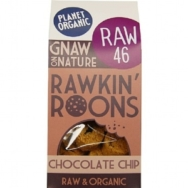 Chocolate Chip Rawkin' Roons, Planet Organic