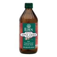 Apple Cider Vinegar, Eden Organic