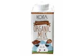 Organic Chocolate Milk, Koita
