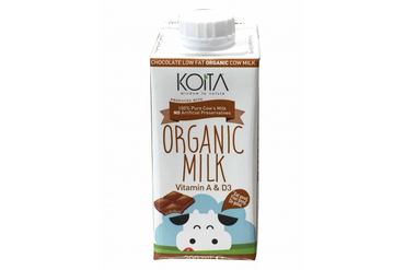 RIPE ORGANIC- Koita, Organic Chocolate Milk Available in Dubai and Abu Dhabi, UAE.