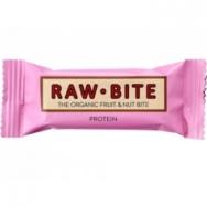 Berry Protein Bar, Raw Bite