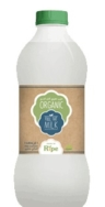 Fresh Organic Whole Pasteurized Cows Milk