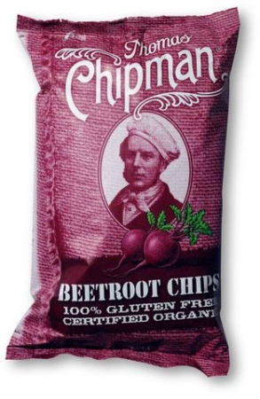 RIPE ORGANIC- Thomas Chipman, Beetroot Chips Available in Dubai and Abu Dhabi, UAE