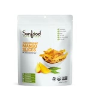 Ripe Organic-Mango Slices-Sunfood