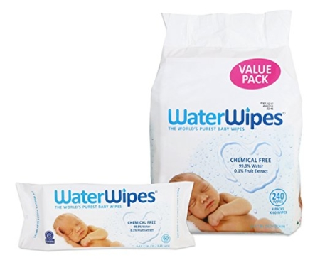 Water Wipes Facial Wipes Baby Wipes - Ripe Organic