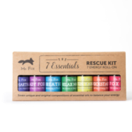 The 7 Essential Oils, Mr Fox