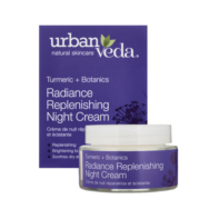 Radiance Replenishing Night Cream, Urban Veda