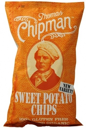 RIPE ORGANIC- Thomas Chipman, Sweet Potato Chips Available in Dubai and Abu Dhabi, UAE