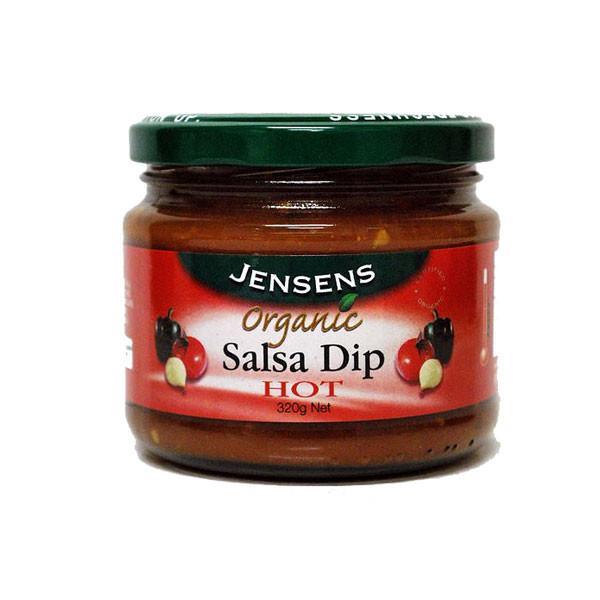 Ripe Organic Hot Salsa Dip