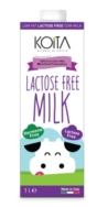 Low Fat Lactose Free Milk, Koita