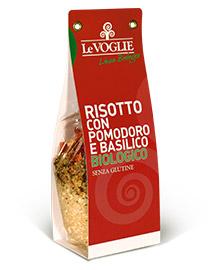 RIPE ORGANIC- Le Voglie, Tomatoes and Basil Risotto Available in Dubai and Abu Dhabi, UAE.