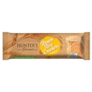 Brown Rice Multigrain Crackers, Hunters