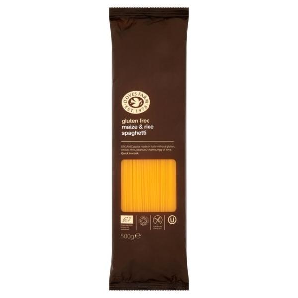 Ripe Organic - Organic Maize rice pasta spagetti