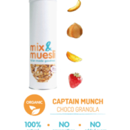 Captain Munch Granola, Mix & Muesli