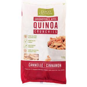 Ripe Organic Quinoa Crunchies
