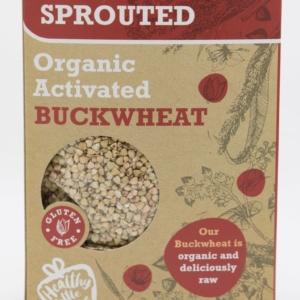Ripe Organic Buckwheat