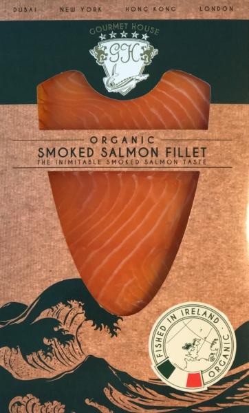 Ripe Organic Smoked Salmon