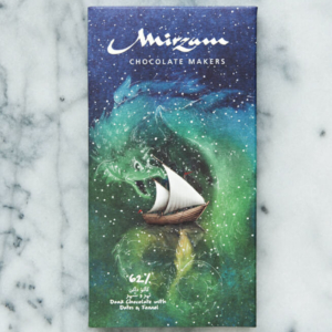Ripe Organic Mirzam Date & Fennel Chocolate