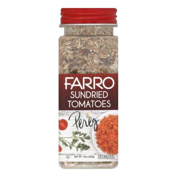 Ripe Organic-Farro Quinoa Sundried Tomato-Pereg
