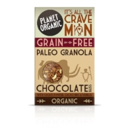 Paleo Granola Chocolate Bliss, Planet Organic