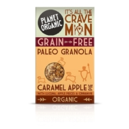 Paleo Granola Caramel Apple Pie, Planet Organic