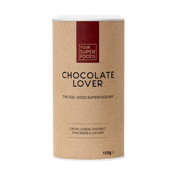 Your Organic Superfoods Chocolate Lover - Ripe Organic